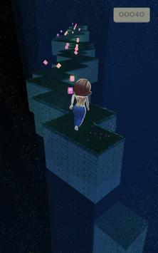 Lady Run - Running Game apk screenshot