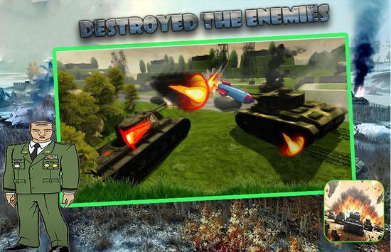 Race:Battle Of Tank 2 screenshot 2