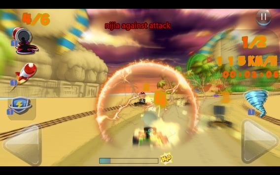 Crazy Kart screenshot 3