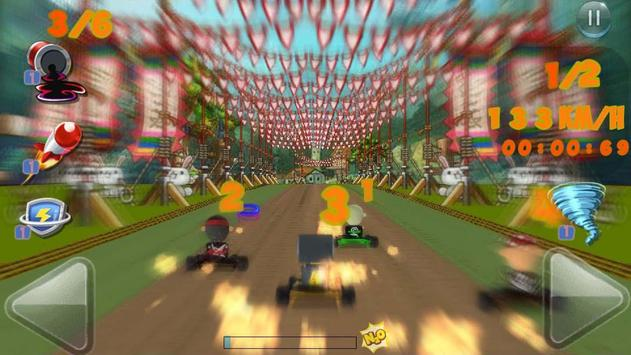 Crazy Kart screenshot 4