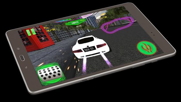 Dashing Car Racing 3D - 2017 apk screenshot