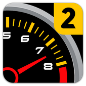 Race Clock 2 HD Widgets + WP icon