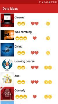 Date ideas screenshot 2