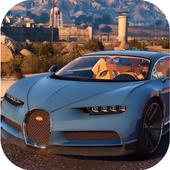 Real Bugatti Racing 2018 icon