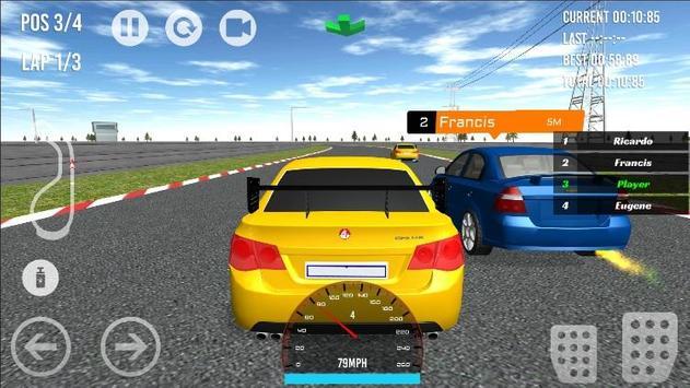 Cruze - Aveo-Spark Racing 2017 apk screenshot