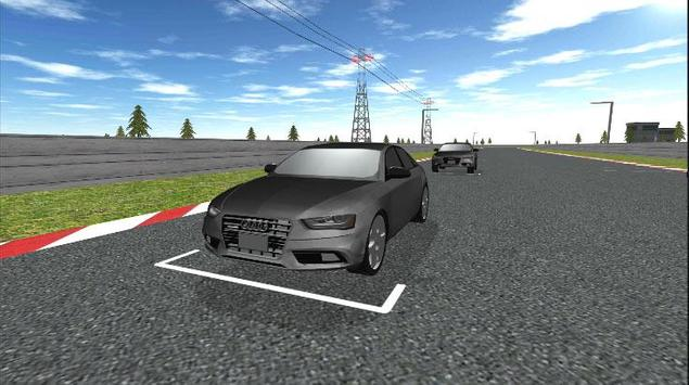 A4 Roadster Q7 Racing Sim 2017 apk screenshot