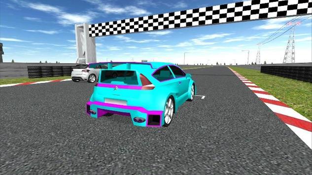 C4-C Elysée-Picasso GT Racing apk screenshot