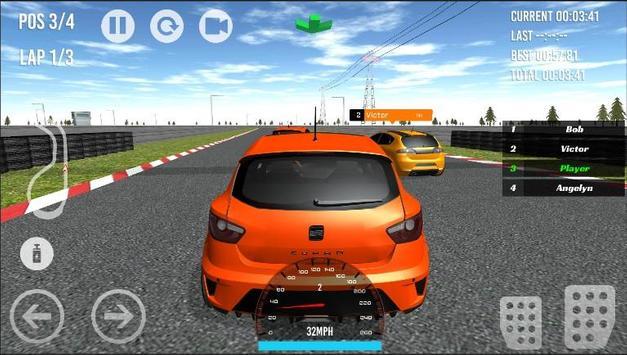 Ibiza - Toledo - Leon Racing apk screenshot