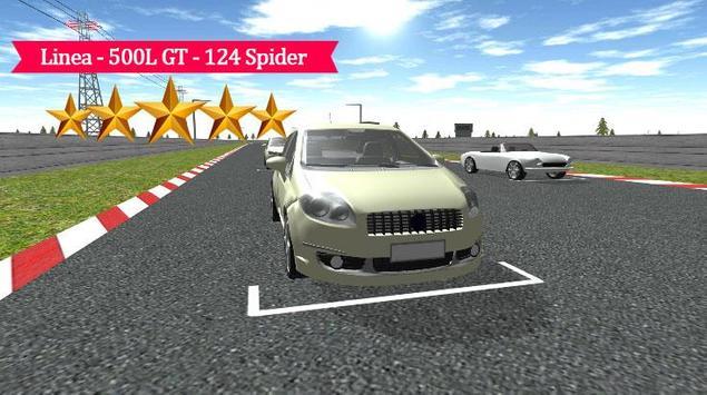 Linea-500L GT-124 Spide Racing apk screenshot