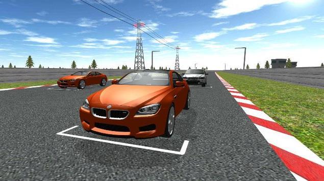 M6 - i8 - M4 Racing Simulator poster