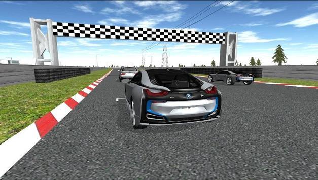 M6 - i8 - M4 Racing Simulator apk screenshot