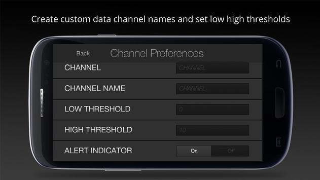 Racepak Virtual Dash screenshot 4