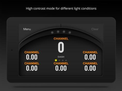 Racepak Virtual Dash screenshot 6