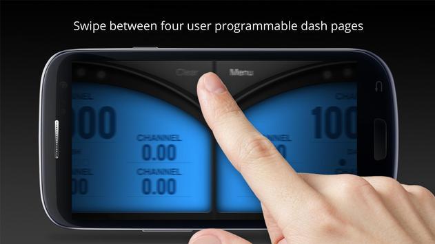 Racepak Virtual Dash screenshot 3