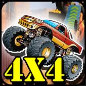 Hill Climb Racing 4x4 icon