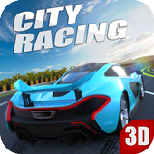 City Racing 3D आइकन