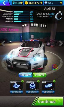 Rage Racing 3D screenshot 2