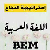 إستراتيجية النجاح في اللغة العربية BEM 2019 icon
