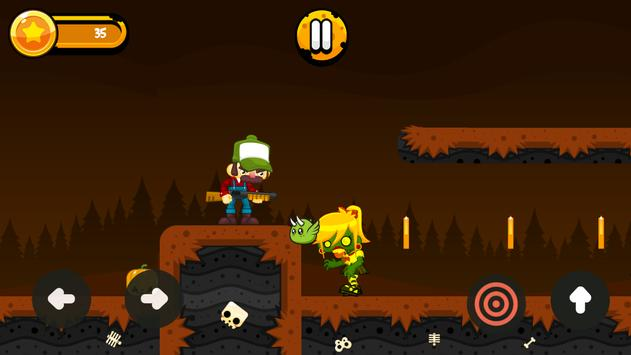 Hunting Zombies - The zombie Hunt game screenshot 5