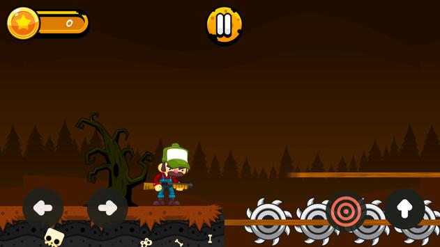 Hunting Zombies - The zombie Hunt game screenshot 14