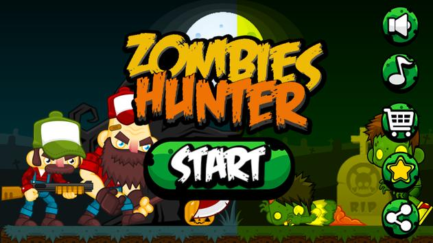 Hunting Zombies - The zombie Hunt game screenshot 16
