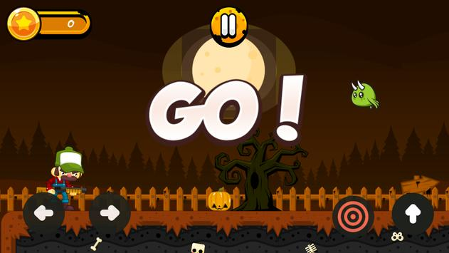 Hunting Zombies - The zombie Hunt game screenshot 3