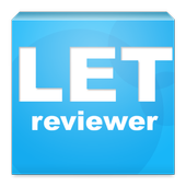 LET Reviewer icon
