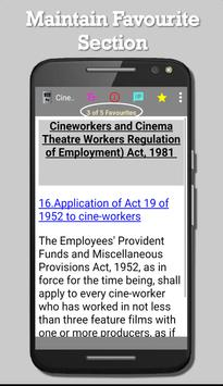 Cineworkers and Cinema Theatre Workers Act, 1981 screenshot 4