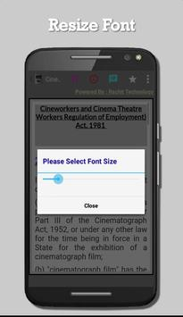Cineworkers and Cinema Theatre Workers Act, 1981 screenshot 1