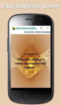Daily Gautama Buddha Quotes screenshot 7