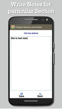 IPC -- Indian Penal Code apk screenshot