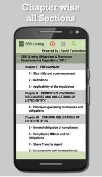 SEBI Listing Regulations 2015 for Android - APK Download