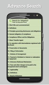 SEBI Listing Regulations 2015 screenshot 21