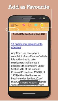 India - The Child Marriage Restraint Act 1929 screenshot 11