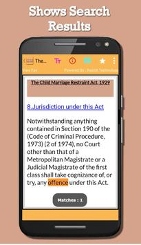 India - The Child Marriage Restraint Act 1929 screenshot 6