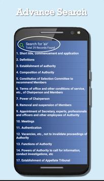 Airports Economic Regulatory Authority of India screenshot 13