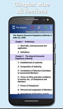 Airports Economic Regulatory Authority of India screenshot 1