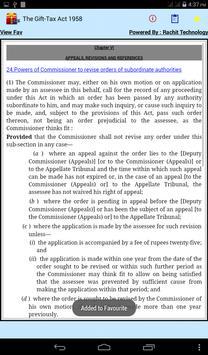 The Gift-Tax Act 1958 screenshot 2