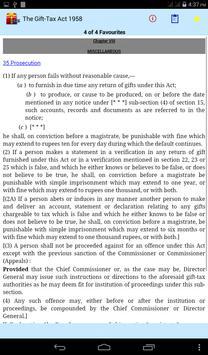The Gift-Tax Act 1958 screenshot 3