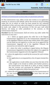 The Gift-Tax Act 1958 screenshot 8