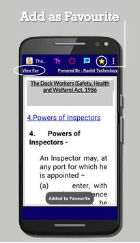 Dock Workers (Safety, Health and Welfare) Act 1986 screenshot 3