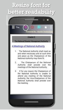 The Disaster Management Act, 2005 screenshot 10