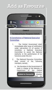 The Disaster Management Act, 2005 screenshot 11