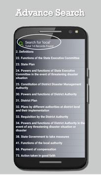 The Disaster Management Act, 2005 screenshot 13