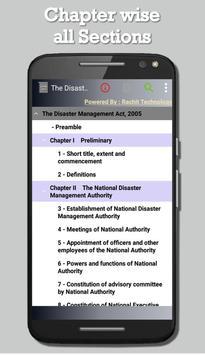 The Disaster Management Act, 2005 screenshot 1