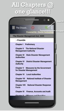 The Disaster Management Act, 2005 screenshot 8