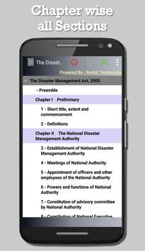 The Disaster Management Act, 2005 screenshot 9