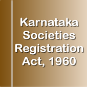 The Karnataka Societies Registration Act, 1960 icon
