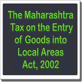 Maharashtra Tax on Local Areas icon
