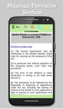 The Muslim Women Act 1986 screenshot 4
